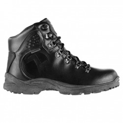 Mens Black Boots Hawk