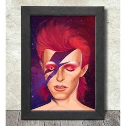 Poster Ziggy Stardust - David Bowie
