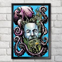 Poster Jules Verne
