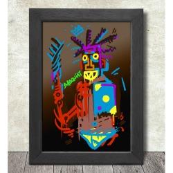 Poster Jean-Michel Basquiat