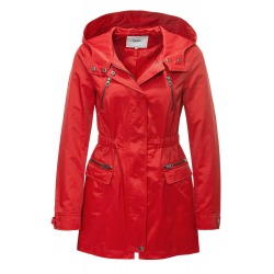 Womens Jacket Louise Red