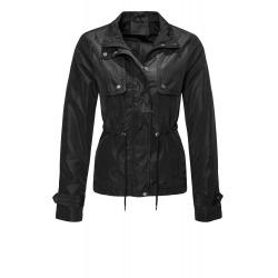 Womens Jacket Isobel Black