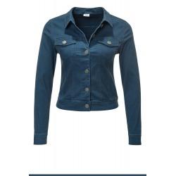 Womens Denim Jacket Lea Blue