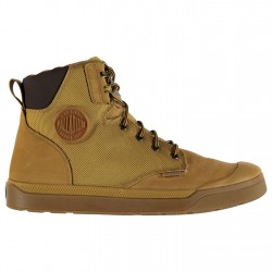 Mens Trainers Lucas Golden Brown