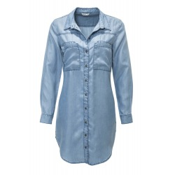 Womens Blouse Adele Blue