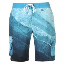 Mens Shorts Blake Blue