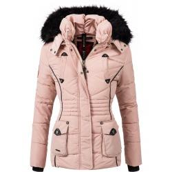 Womens Winter Jacket Carmen Pink
