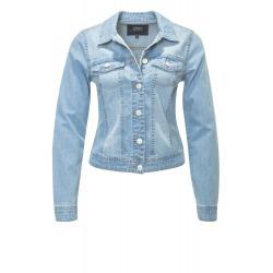 Womens Denim Jacket Lilian Light Blue