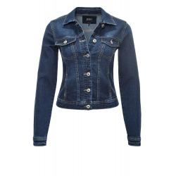 Womens Denim Jacket Lilian Blue