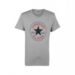Mens T-shirt Converse Grey