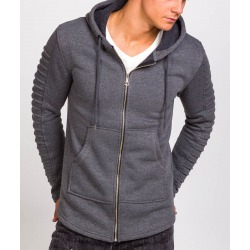 Men´s Hoody Lucius Grey