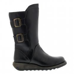 Womens Boots Stela Black