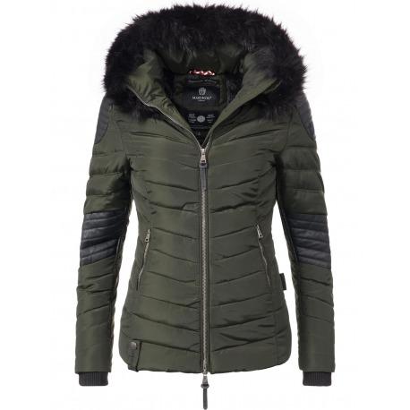 Womens Winter Jacket Sarah Green