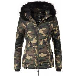 Womens Winter Jacket Sarah Camo