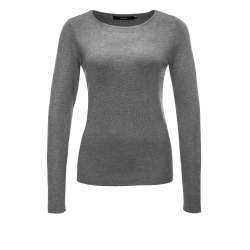 Womens Pullover Aggie Grey