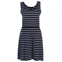 Womens Dress Lana Navy