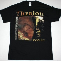 Unisex T Shirt THERION - VOVIN