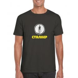 Unisex T Shirt STALKER - TARKOVSKIJ MOVIE