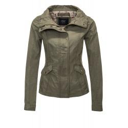 Womens Jacket Tiara Olive