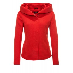 Womens Jacket Silvia Red