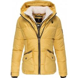 Womens Winter Jacket Mabel Yellow