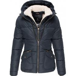 Womens Winter Jacket Mabel Navy