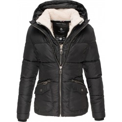 Womens Winter Jacket Mabel Black