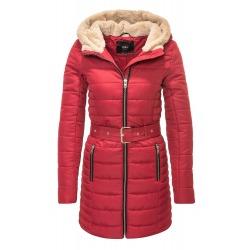 Womens Winter Jacket Samantha Red