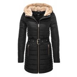 Womens Winter Jacket Samantha Black