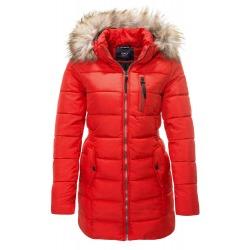 Womens Winter Jacket Livia Red