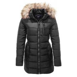 Womens Winter Jacket Livia Black