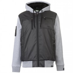 Men´s Winter Jacket Kronos Grey