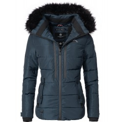 Womens Winter Jacket Anabelle Navy