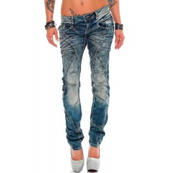Womens Jeans Ania Blue