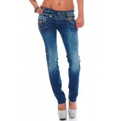 Womens Jeans Medea Blue