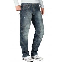 Mens Blue Denim Jeans Jasper