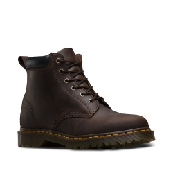 Boots Dr.Martens 5 Eye Greasy Brown
