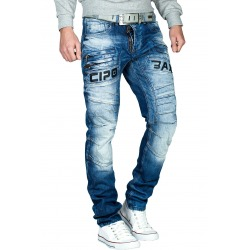 Men´s Denim Jeans Lucas Blue