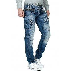 Men´s Denim Jeans Mario Blue