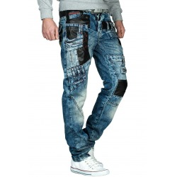 Men´s Denim Jeans Andy Blue