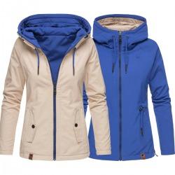 Womens 2 in 1 Softshell Jacket Gala Beige