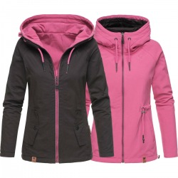 Womens 2 in 1 Softshell Jacket Gala Black