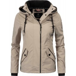 Womens Outdoor Jacket Randi Grey