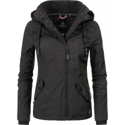 Womens Outdoor Jacket Randi Black