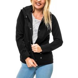 Womens Jacket Leila Black