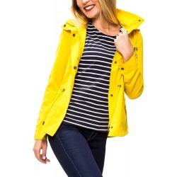 Womens Jacket Leila Yellow