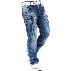 Mens Blue Denim Jeans Dominic