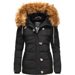 Womens Winter Jacket Adele Black