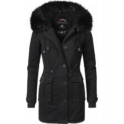 Womens Winter Jacket Ivanna Black