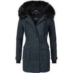 Womens Winter Jacket Ivanna Navy